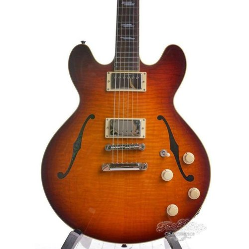 Collings Collings I35 Deluxe 2008 Faded Cherry Sunburst Mint
