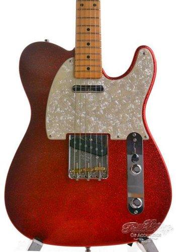 Fender Fender Masterbuilt Todd Krause 50's Nocaster Telecaster Red sparkle NOS 2006