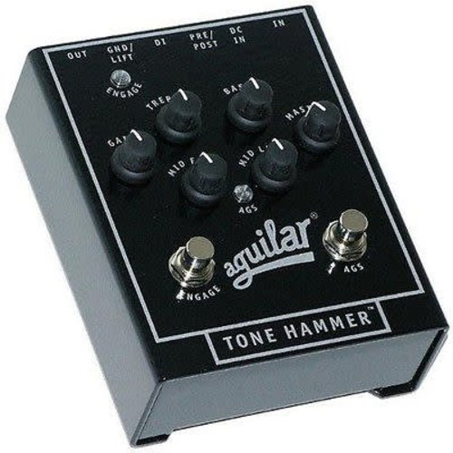 Aguilar Aguilar Tone Hammer Preamp / Direct Box