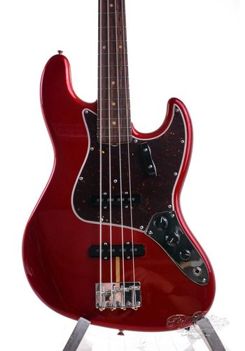 Fender Fender American Original 60s Jazz Bass Candy Apple Red