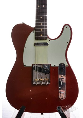 Fender Custom Shop Fender Custom Shop 63 Tele journeyman Relic Cinnamon Red 2016 Mint