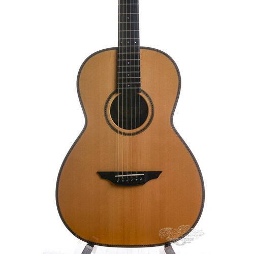 Brook Brook Lyn Walnut 000 12 Fret 2009