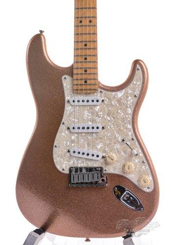 Fender Custom Fender Stratocaster Champagne Sparkle Custom Shop Near Mint 1994