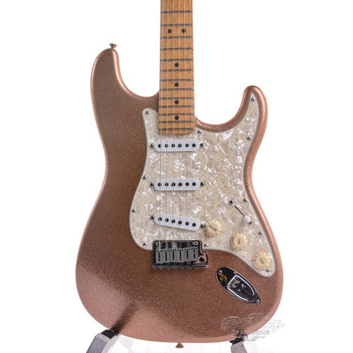 Fender Custom Shop Fender Stratocaster Champagne Sparkle Custom Shop Near Mint 1994