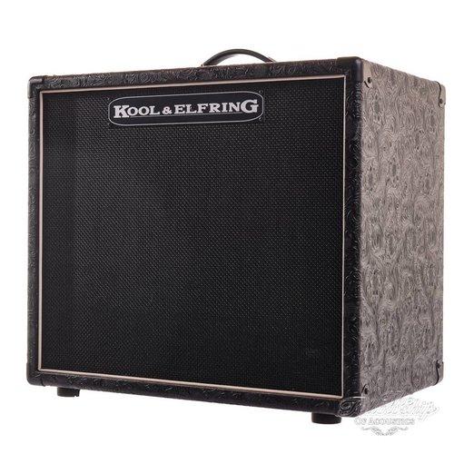 Kool&Elfring Kool & Elfring XLS112CB65 Cabinet 1x12 Closed Back B-Stock