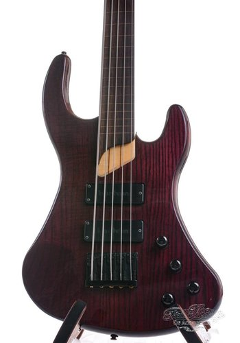 ESH Sovereign 5 string Fretless Bass