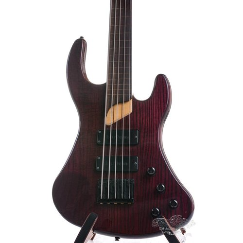 ESH Sovereign 5 string Fretless Bass