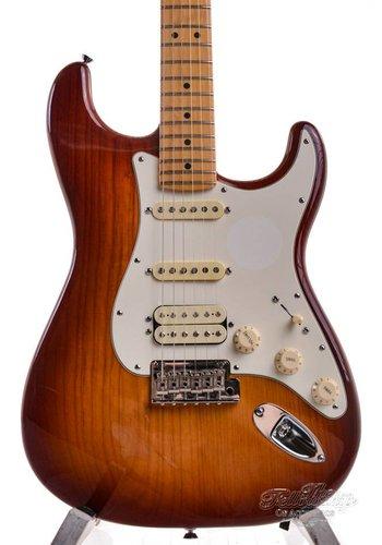 Fender Fender American standard Stratocaster HSS 60th Ann Sienna Sunburst Mint