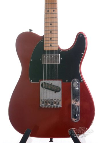 Fender Fender Roadworn Telecaster Candy Apple Red 2010