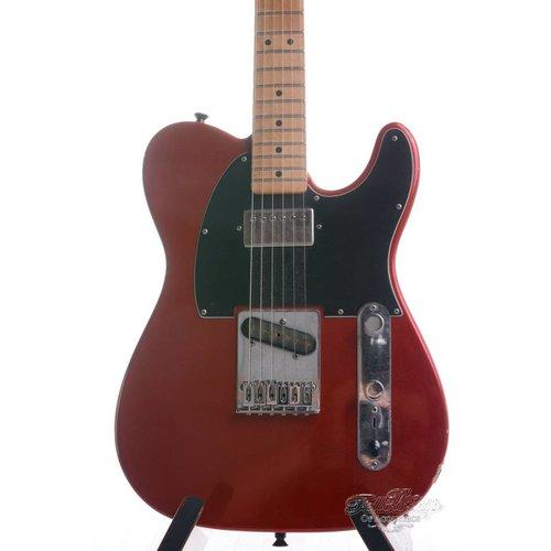 Fender Fender Roadworn Telecaster Candy Apple Red 2010