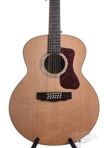 Guild Guild F-1512e Natural Westerly With Case