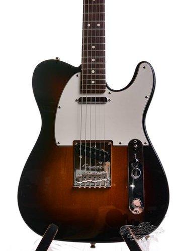Fender Fender American Standard Telecaster USA Sunburst 2004