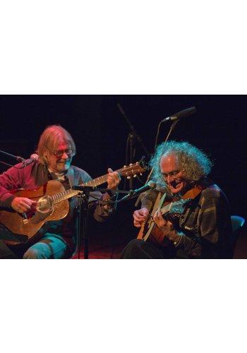 02-06-2018 Leo Wijnkamp & Kees van der Poel Peter Finger Birthday Concert CD Release