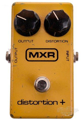 MXR MXR Distortion Plus 1970s Vintage