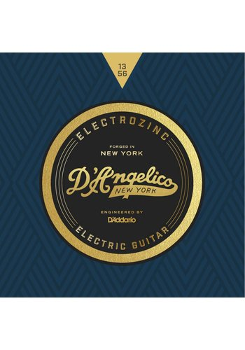 D'Angelico New York Electrozinc Strings .013-.056