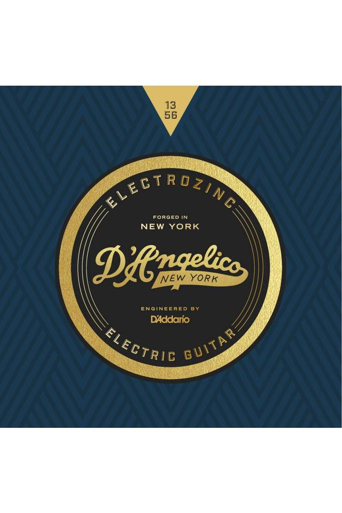D'Angelico New York Electrozinc Strings 13-56