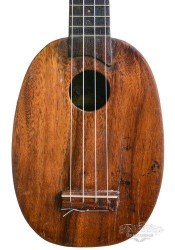 Kamaka Kamaka Pineapple Soprano Ukulele - Martin Neck early 1930s