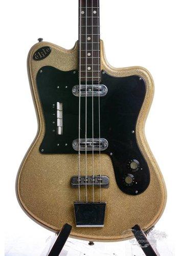 Crucianelli Crucianelli Elite Bass faded Gold Sparkle 1960s