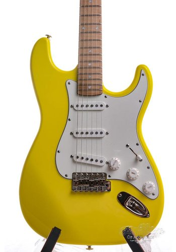 Haar Haar Trad-S Graffiti Yellow Roasted 5A Maple Suhr Pu's