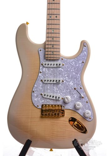 Fender Fender Stratocaster Richie Kotzen See-through white burst  MIJ Near mint 2016