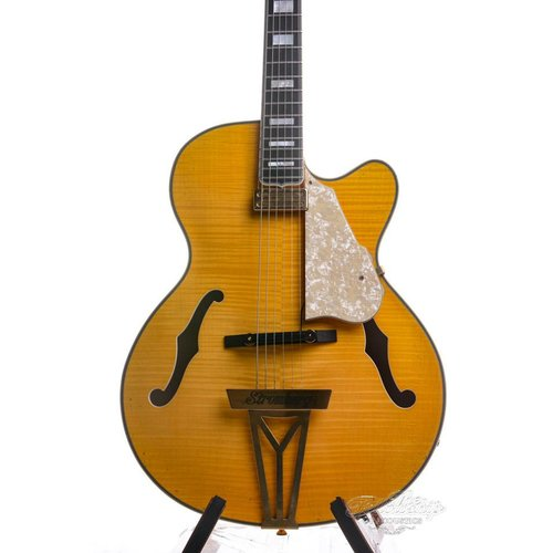 Stromberg Stromberg Montreux Trans Amber Aged Cutaway