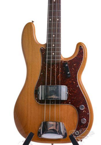 Fender Custom Shop Fender 59 Precision bass CC Natural Journeyman relic NM 2012