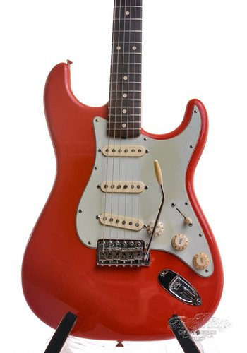 Fender Custom Shop Fender Stratocaster 1962 Custom shop Fiesta red NOS 2015