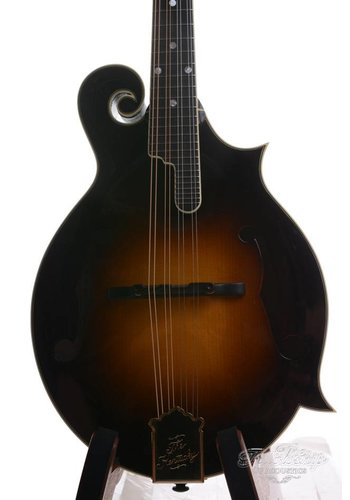Kentucky Kentucky KM1500 Adirondack Maple Shellac Mandolin Sunburst