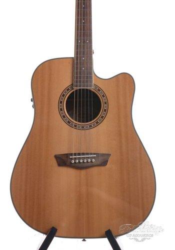 Washburn Washburn WD10SCE Acoustic Electric Guitar 2011