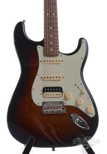 Fender Fender American Professional HSS 3-tone Sunburst Shaw NM 2016