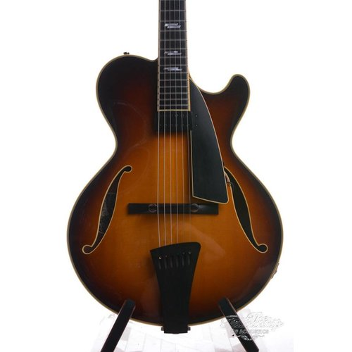 Collings Collings City Limits Jazz Tobacco Sunburst Thinline Archtop