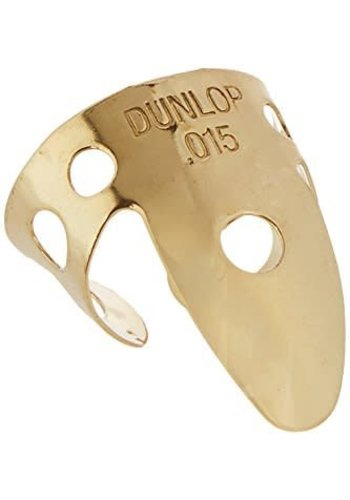 Dunlop Dunlop 37R .015mm Brass Fingerpick