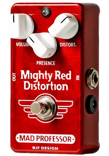 Mad Professor Mad Professor Mighty Red Distortion Used