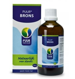 PUUR Oestro - Brons 100 ml