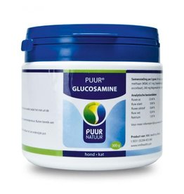 PUUR Glucosamine 300 gr