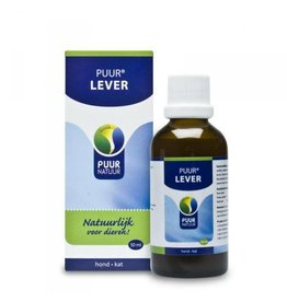 PUUR Hepato - Lever 50 ml
