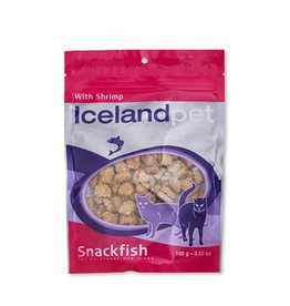 Icelandpet Cat Treat Shrimp 100 gr