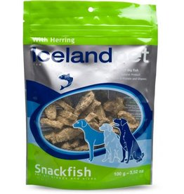 Icelandpet Dog Treat Herring 100 gr
