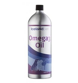 Icelandpet Omega-3 Oil 1000 ml