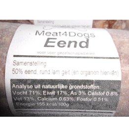 Meat4Dogs Meat4Dogs Eend 1 kilo