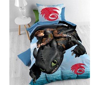 Dekbedovertrek Dragons