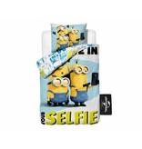 Universal Dekbedovertrek Minions selfie