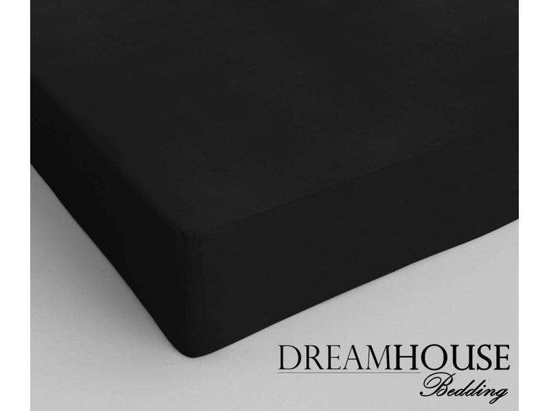 Dreamhouse Bedding hoeslaken katoen zwart