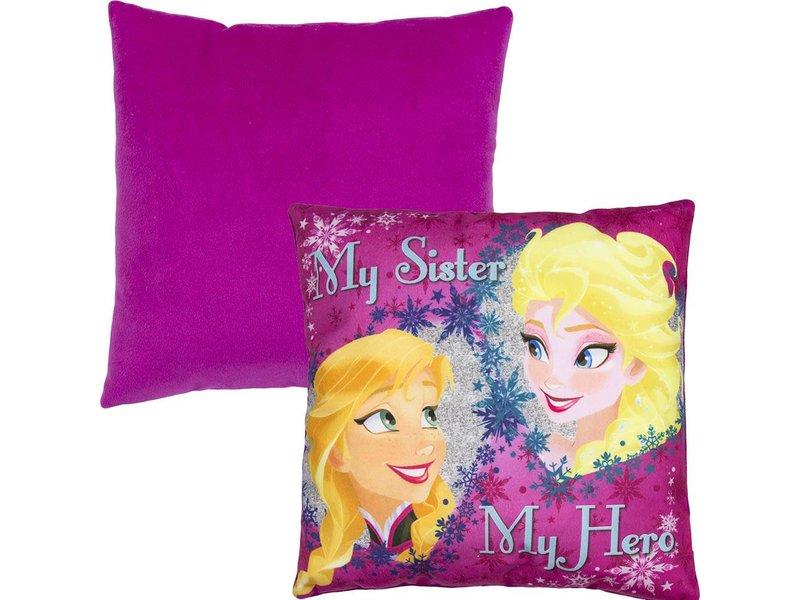 Disney Kussen Frozen roze