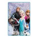 Disney Dekbedovertrek Frozen sterren