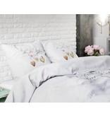 Sleeptime Dekbedovertrek hartjes live, laugh & love