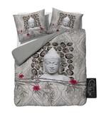 Sleeptime Dekbedovertrek Boeddha bloemen
