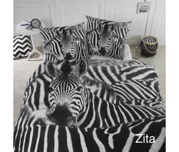 Dekbedovertrek Zebra