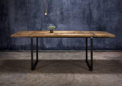 Erika I Tisch mit Ansteckplatten