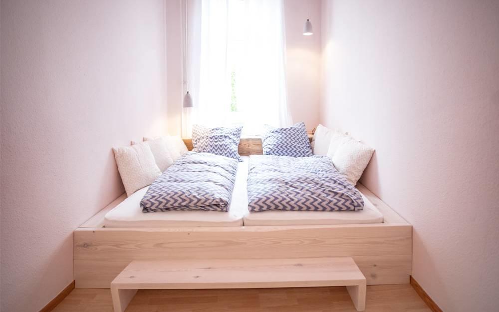 Woodboom Vera I bed